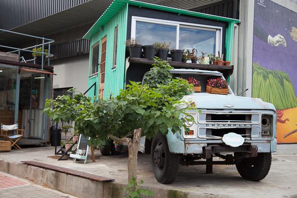 New York Feeling in Johannesburg: The Maboneng Precinct