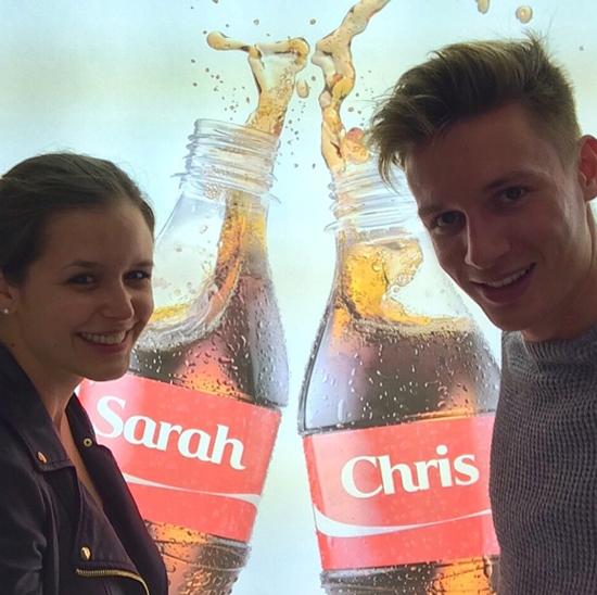 Die großartige Namenswahl für die südafrikanische Coca-Cola Werbung
