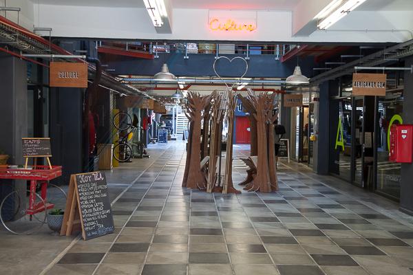 Shopping-Tipp in Kapstadt: Die Albert Street in Woodstock