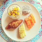 Frühstück Obst Uma Ubud