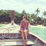 Rang Yai Island Boot