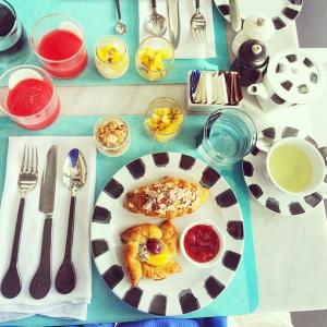 Frühstück Point Yamu