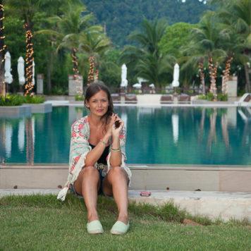 Layana Pool Koh Lanta