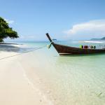 Rang Yai Island Strand