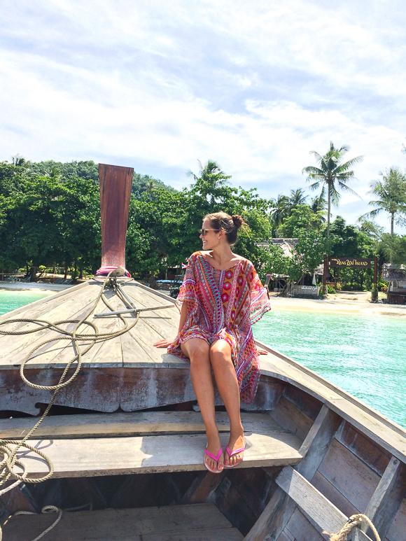 Rang Yai Island Boot Tour
