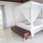 Uma Ubud Schlafzimmer