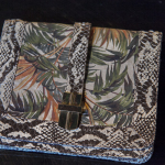 Angel Jackson Palm Print