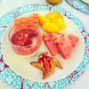 Frühstück Uma by COMO Ubud