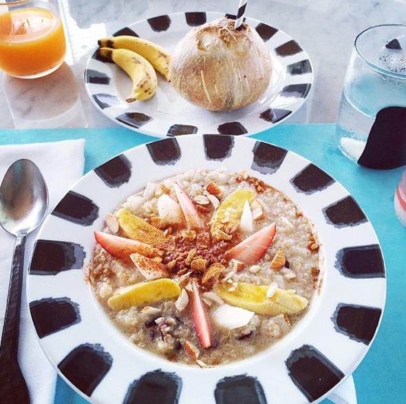Point Yamu Como Breakfast