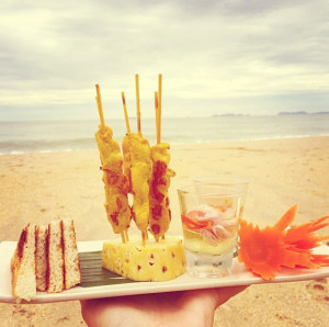 Layana Resort Strand