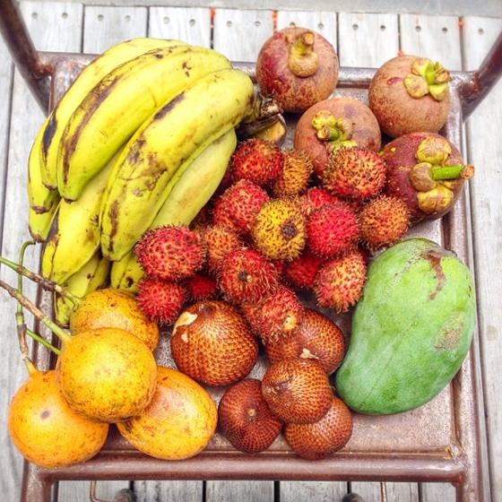 Josie loves auf Weltreise: Über den siebten Obst-Himmel und einen Gossip Girl Moment