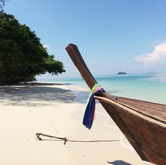 Rang Yai Island Beach