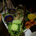 Bangkok Blue Elephant Dinner
