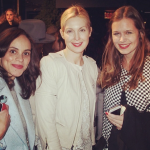 Kelly Rutherford Alice and Olivia