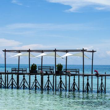 Lankayan Island Hotel