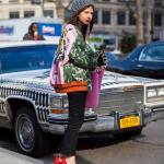 Natasha Goldenberg Street Style New York