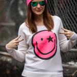 Headhuner Sweater Smiley