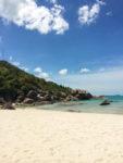 Koh Samui schönster Strand Silver Beach