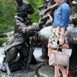 Alice Wonderland Central Park New York City