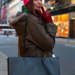 Shopping Barney New York