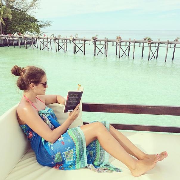 Entspannen auf Lankayan Island