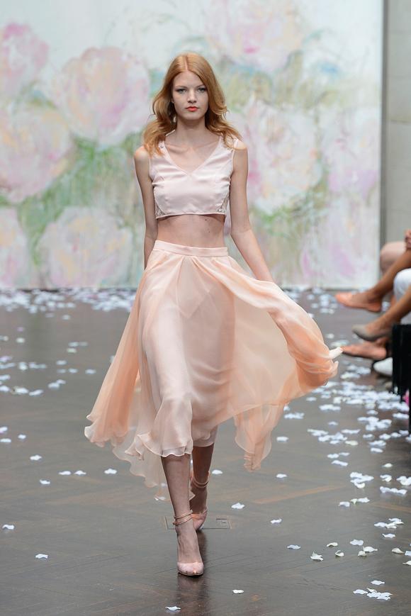 Frida Weyer Show Mercedes Benz Fashion Week Springsummer 2015