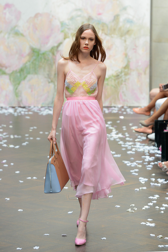 Frida Weyer Show - Mercedes-Benz Fashion Week Spring/Summer 2015