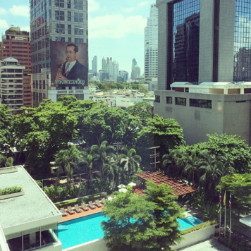 Hotel Tipp: Das Metropolitan by COMO in Bangkok