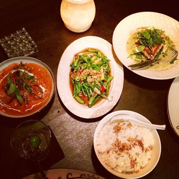 Sarong Bali Dinner