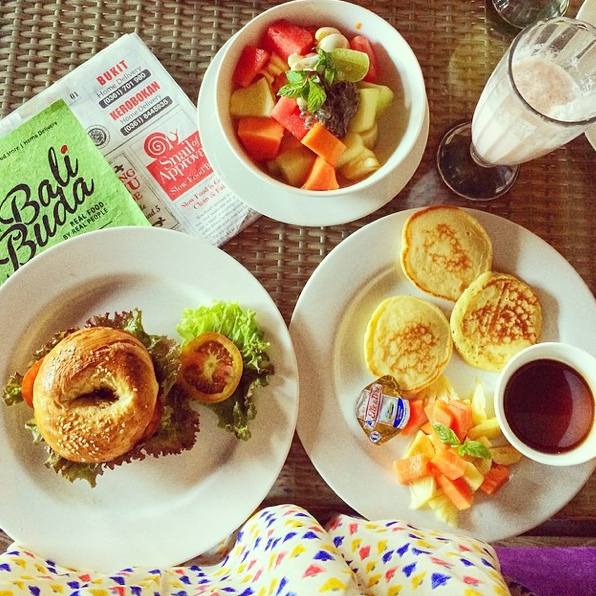 Bali Buda Breakfast