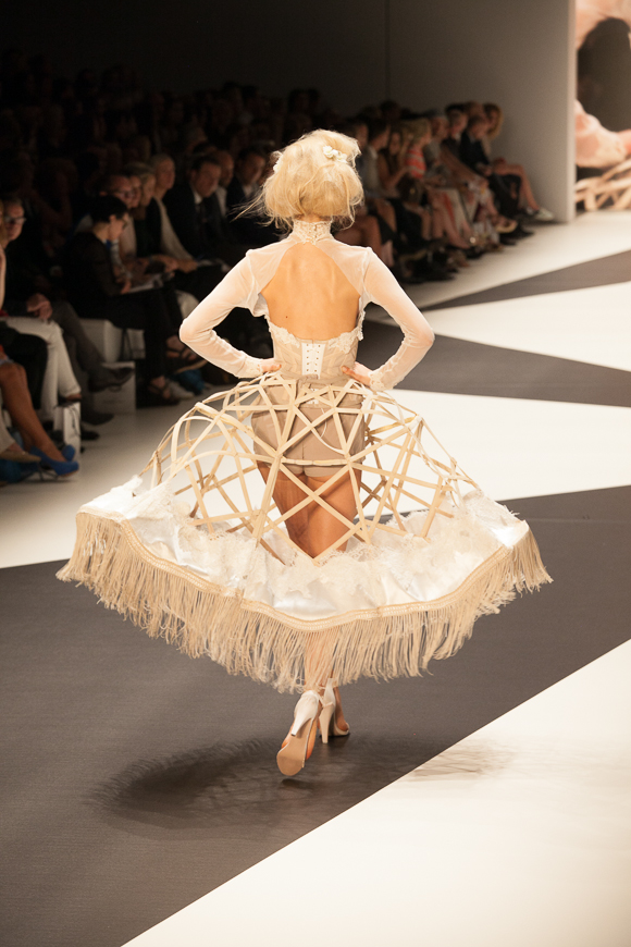 Maria Lola Roche Designer for Tomorrow Award