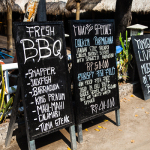 Beach Barbecue Gili Air
