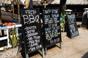 Beach Barbecue Gili Air