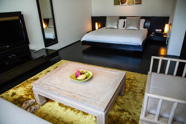 Metropolitan by COMO Bangkok Zimmer