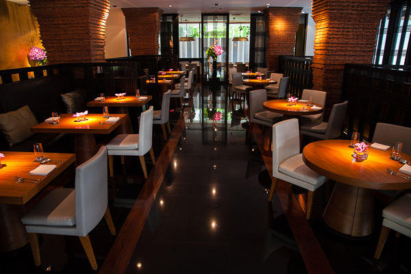 Metropolitan by COMO in Bangkok Restaurant Nahm