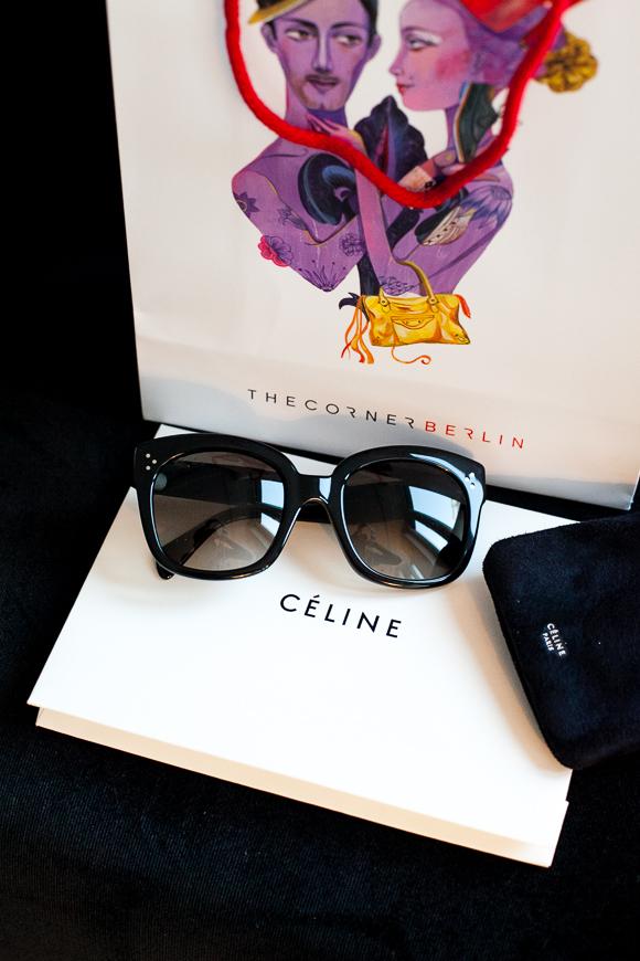 New Audrey Black Céline