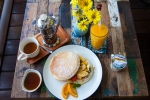 Top Ten Restaurants und Cafés auf Bali