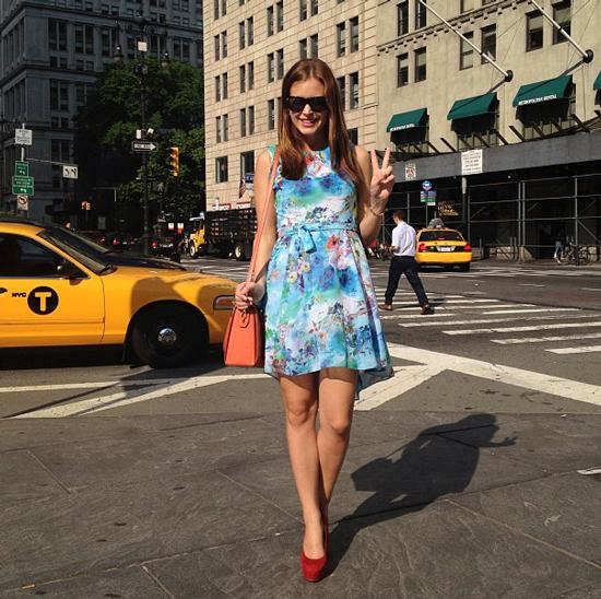 Josie loves New York