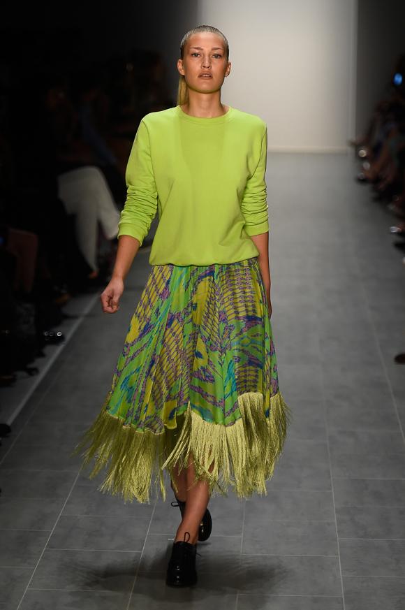 Berlin Fashion Week: Die Trends für den Sommer 2015