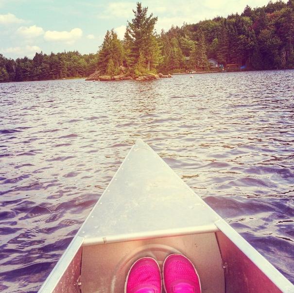 Josie loves auf Weltreise: Gedanken nach sechs Tagen in Kanada