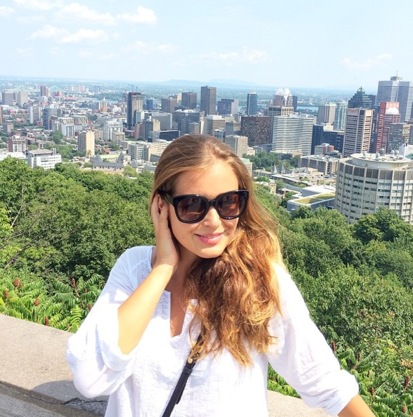 Mont Royal Montreal Top