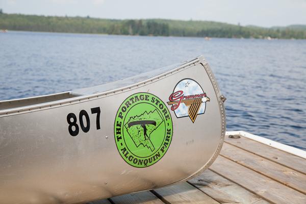 Canoe Lake Canada