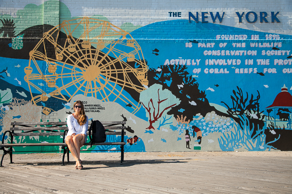 Ein Ausflug nach Coney Island