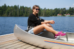 Algonquin Provincial Park Canoe