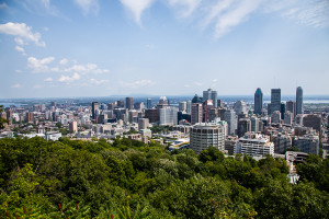Mont Royal View Montreal