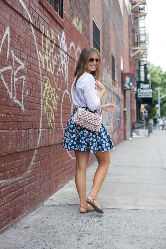 5 Basics – 50 Looks: Outfit 13