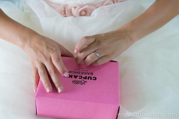 Essie Gucci Mucci Pucci Wedding nail polish