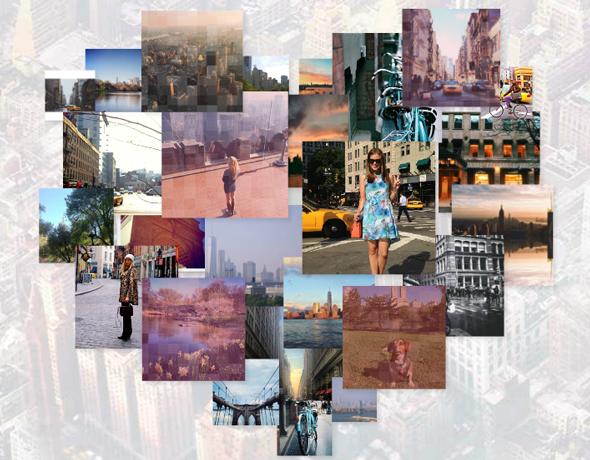 Mein New York und MYNY von DKNY