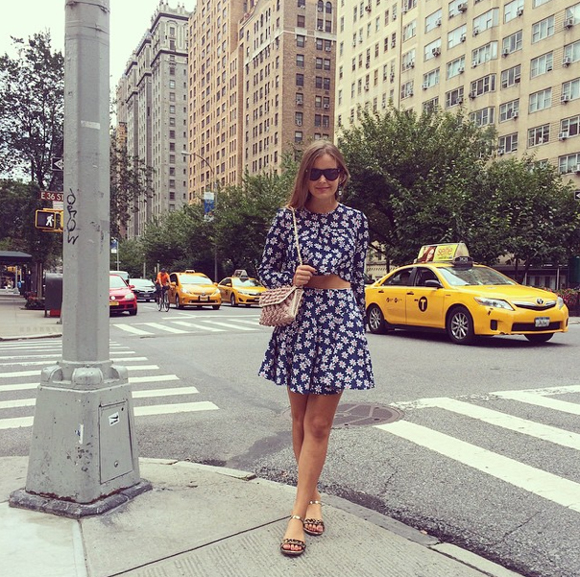 Mein Geburtstag in New York City