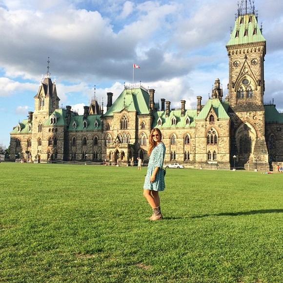Josie loves auf Weltreise: Huntsville, der Algonquin Nationalpark, Ottawa und Einkäufe im Land der XXL-Packungen